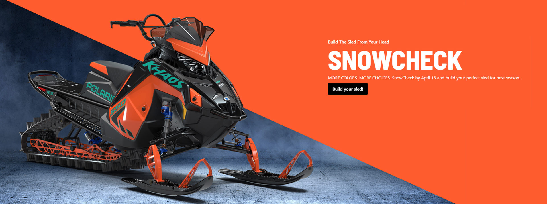 Skoter Snowcheck