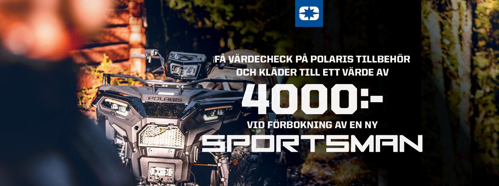 Sportsman Värdecheck